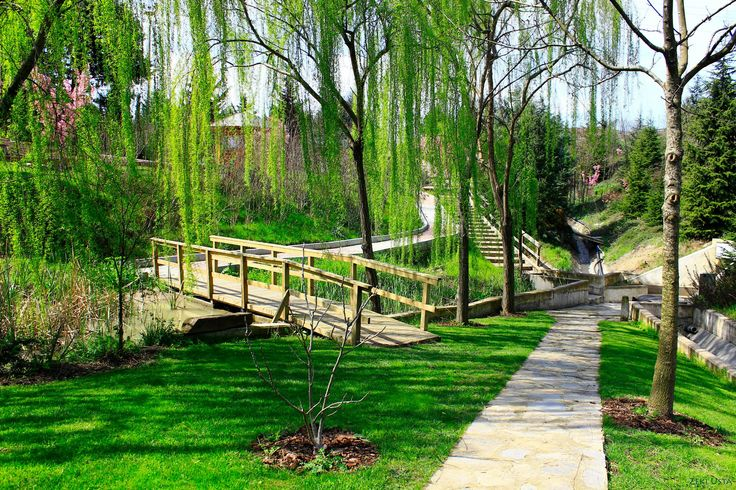 Ataşehir Nezahat Gökyiğit Botanik Bahçesi :)