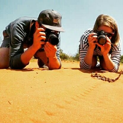 Getting the perfect shot of a Thorny Devil