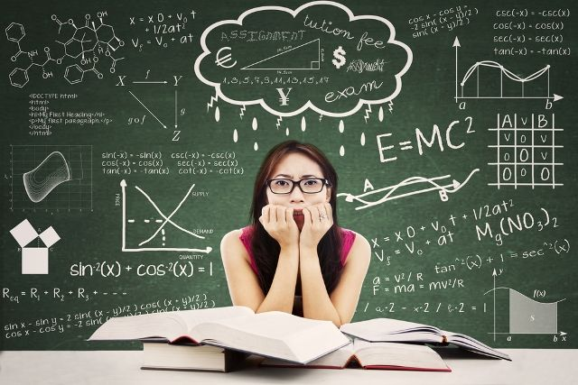 How to Overcome Exam Nerves & Anxiety
