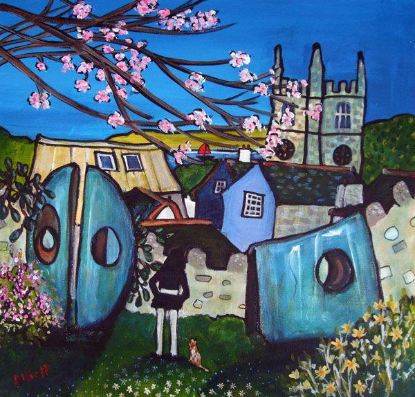The Inspirational Barbara Hepworth by Helen Elliott