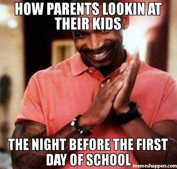 31 Funny First Day Of School Memes For Parents To Celebrate Funny School Memes School Humor School Memes