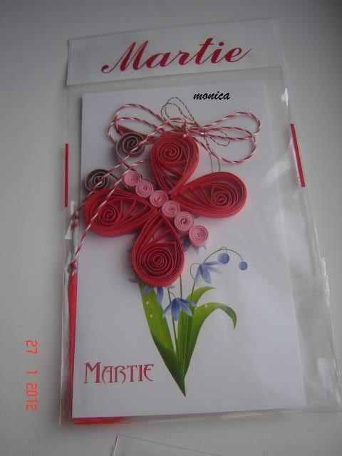 Atelier hirtie-quilling, felicitari -Monatibi. - Pagina 2