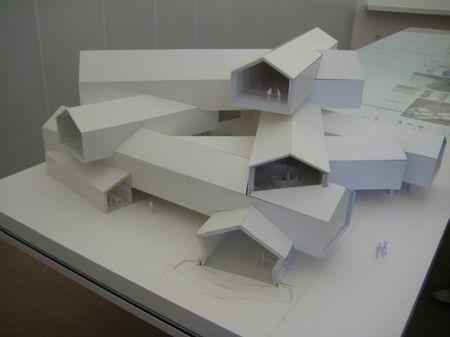 Stacked houses- Herzog & de Meuron VitraHaus