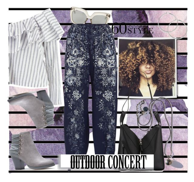 Outdoor Concert By Lustydame Liked On Polyvore Featuring