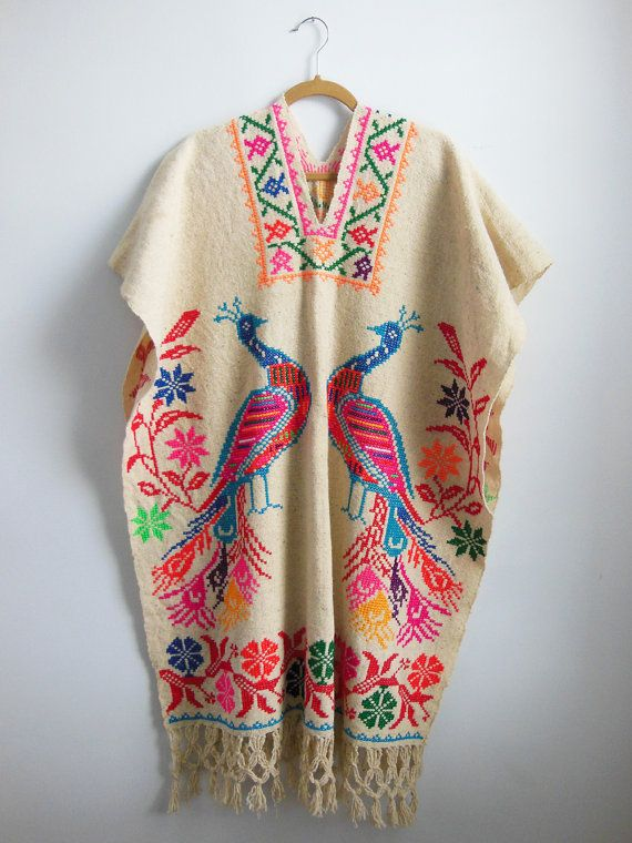 Classic Bohemian Vintage Hand Embroidered Floral by OURSISYOURS