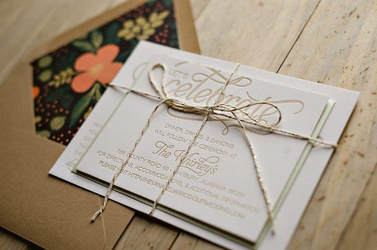 86 best convites de casamento images on pinterest ballrooms 7 ideias para customizar o seu convite de casamento stopboris Images