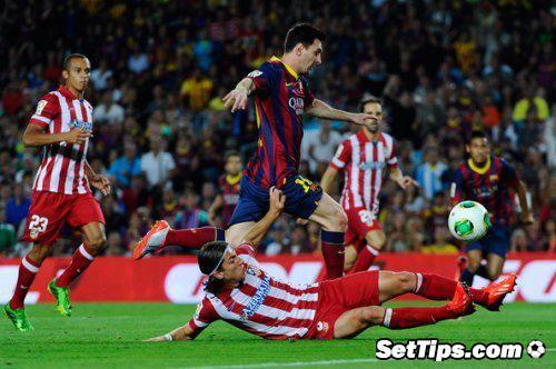 Барселона - Атлетико М прогноз: результативный футбол на Камп Ноу?