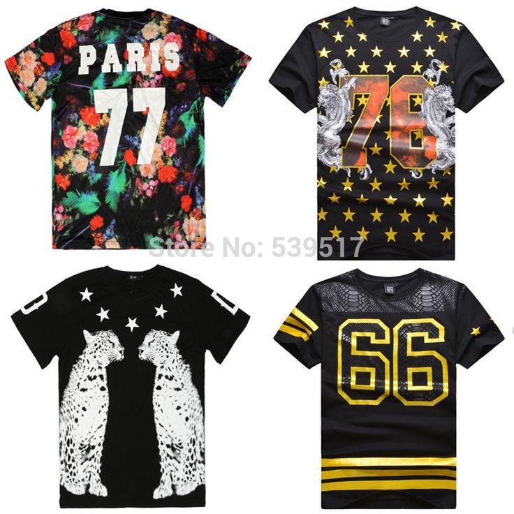 I want the Paris Shirt !