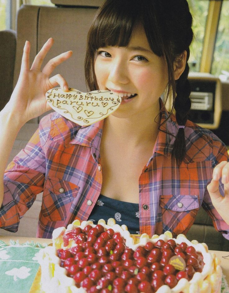 Shimazaki Haruka (島崎遥香) Paruru (ぱるる) - #AKB48 #TeamA #Paruru #jpop #idol #beautiful #gravure #summer #2015