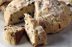 Irish Soda Bread  http://www.stockpilingmoms.com/2011/03/irish-soda-bread/