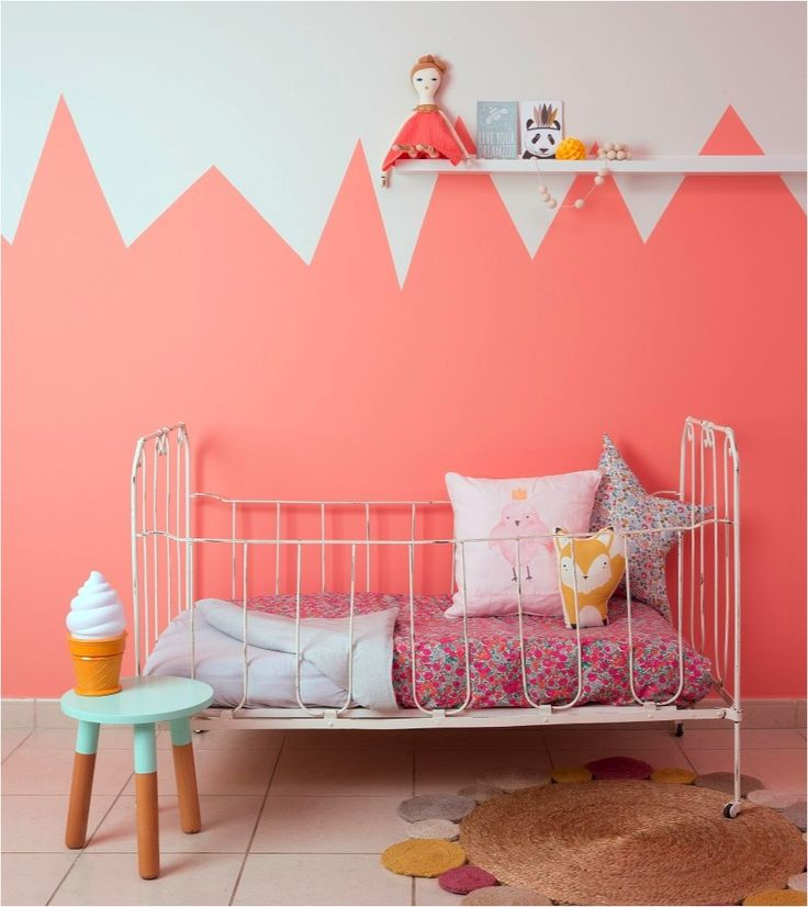 ebabee likes:Brighten up your kids room (with just a pot of paint) - ebabee likes