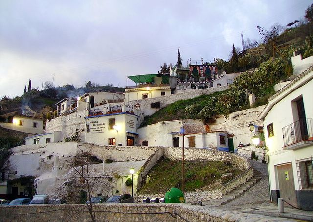 Remarkable Cave Houses, Including the Homes that Inspired Tolkien, Cave Houses of Andalucía, Spain