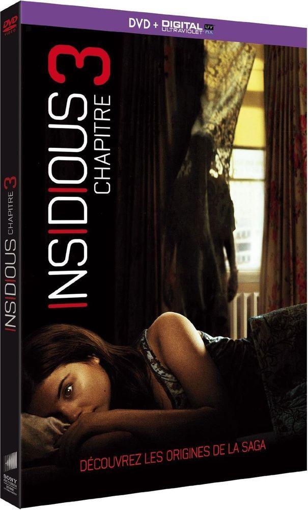 Insidious : Chapitre 3 - DVD NEUF