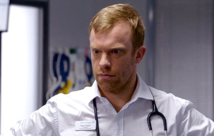 #Casualty (29/37) Dylan (William Beck)