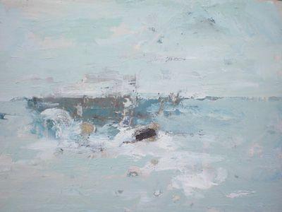 Ffiona Lewis Gust on Sea – Rock