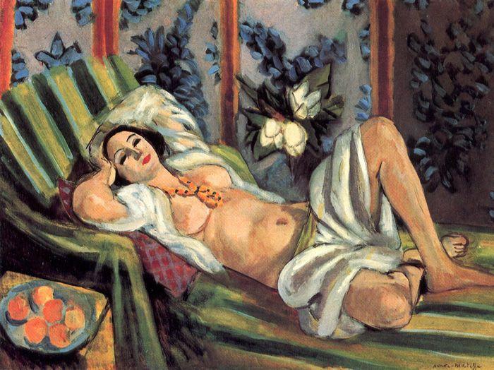 Odalisque, Henri Matisse