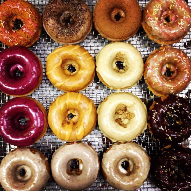 THE BEST DONUTS IN SAN FRANCISCO - From Twisted Donuts & Coffee's Baconpeño to Heartbaker's Nutella bombolone.
