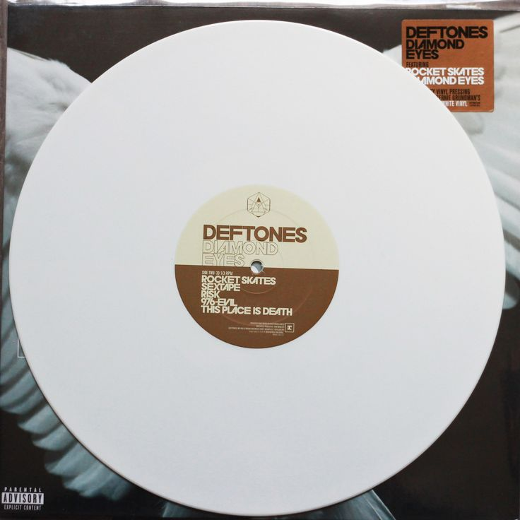 Deftones - Diamon Eyes (white 180gr LP)