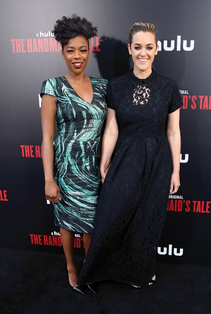 OITNB's Samira Wiley and Lauren Morelli Make Their Red-Carpet Debut as a Married Couple!