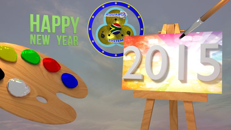 "Your new canvass is ready for you may it be filled with colors of joy, laughter, success, and prosperity, enjoy creating your new masterpiece"" - Sincerely The Aquapol South Africa Team"