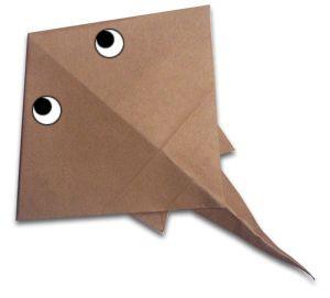 Origami Rayn
