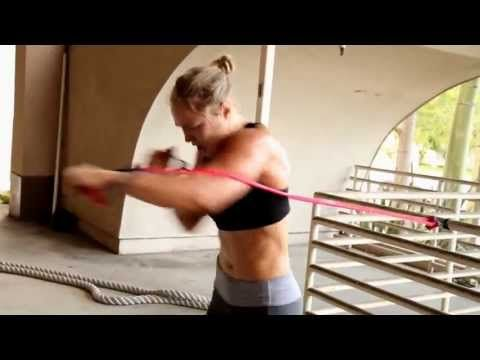 "Ronda Rousey Sexy Workout - ""Fittnes motivation"""
