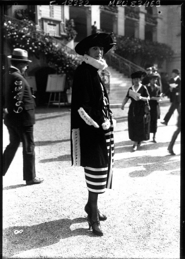 1910 Paris Some Of The World 39 S First Street Style