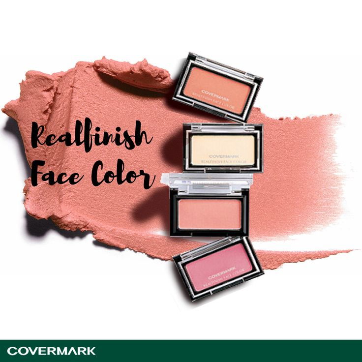 Realfinish Face Color memberikan rona wajah alami dan membuat kulit semakin bercahaya. Selain itu, highlighter Realfinish Face Color H juga mempertegas riasan wajah.