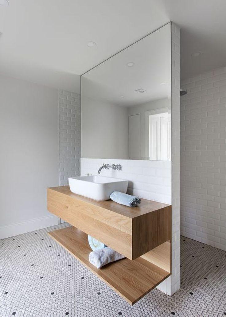 Les 25 meilleures id es de la cat gorie meuble sous vasque for Mobilier salle de bain bois