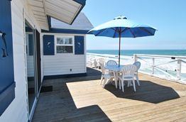 Crystal Pier Hotel Cottages | San Diego Beach Hotels Over The Ocean