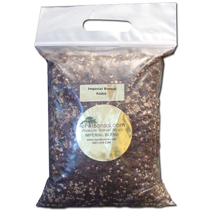 see larger image of azalea mix imperial bonsai soil
