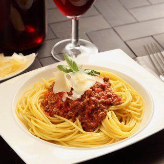 Spaghetti a la Bolognesa Express