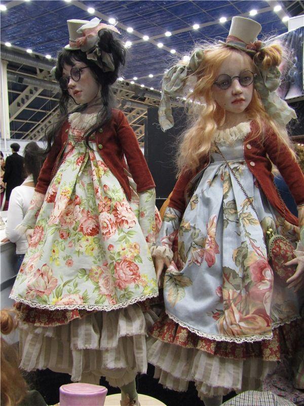 Тишинка 2016. Красота спасет Мир. Салон кукол. Фотообзор / Выставка кукол - обзоры, репортажи, информация, фото / Бэйбики. Куклы фото. Одежда для кукол
