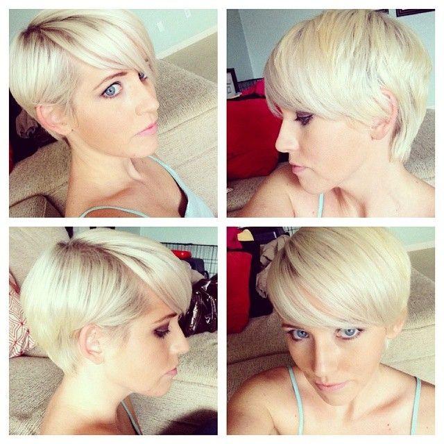 Hübsche Frisuren für feines Haar! Coole Kurzhaarfrisuren für Frauen mit dünnem oder feinem Haar! - Aktuelle Frisuren