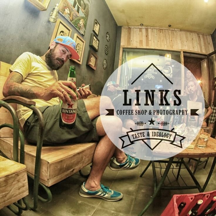 Links coffee shop