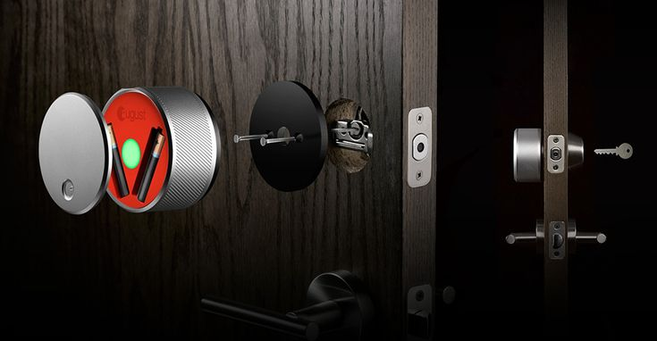 New Home Gadgets 2014 - August Smart Lock