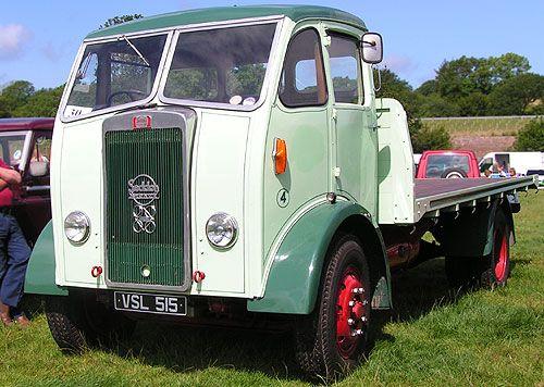 1953 Seddon Mk5L flatbed ........ affiliatepowerhouse.net ........