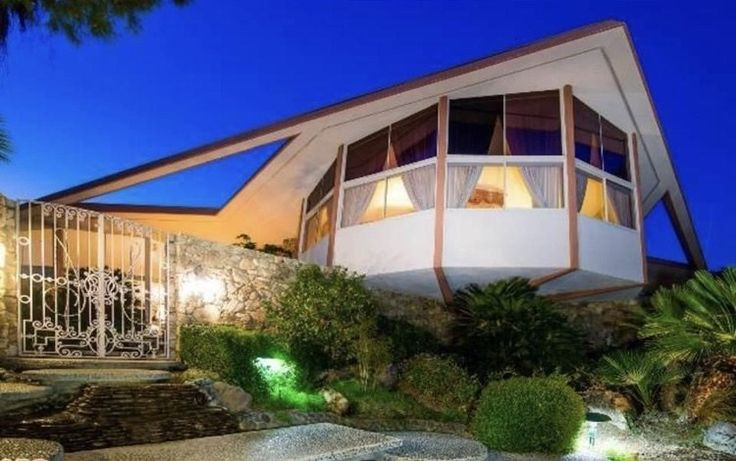 Elvis and Priscilla Presley's Honeymoon House Is on the Market for $5.9 Million