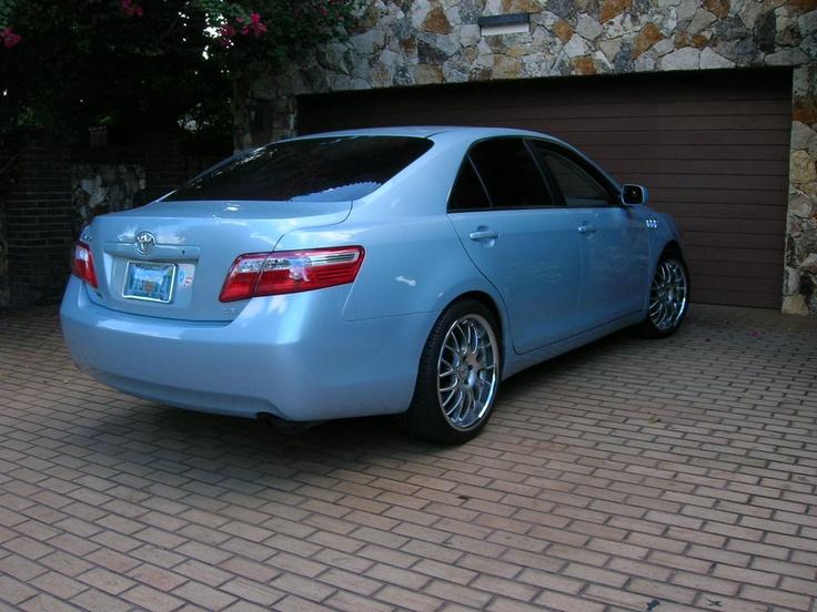 Love Light Blue Cars