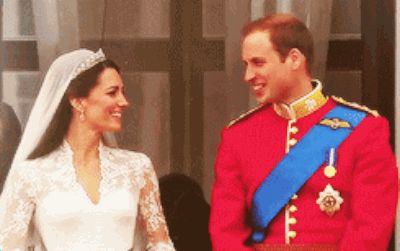 Celebrate Kate Middleton and Prince William's Fourth Wedding Anniversary with These 10 Perfect GIFs