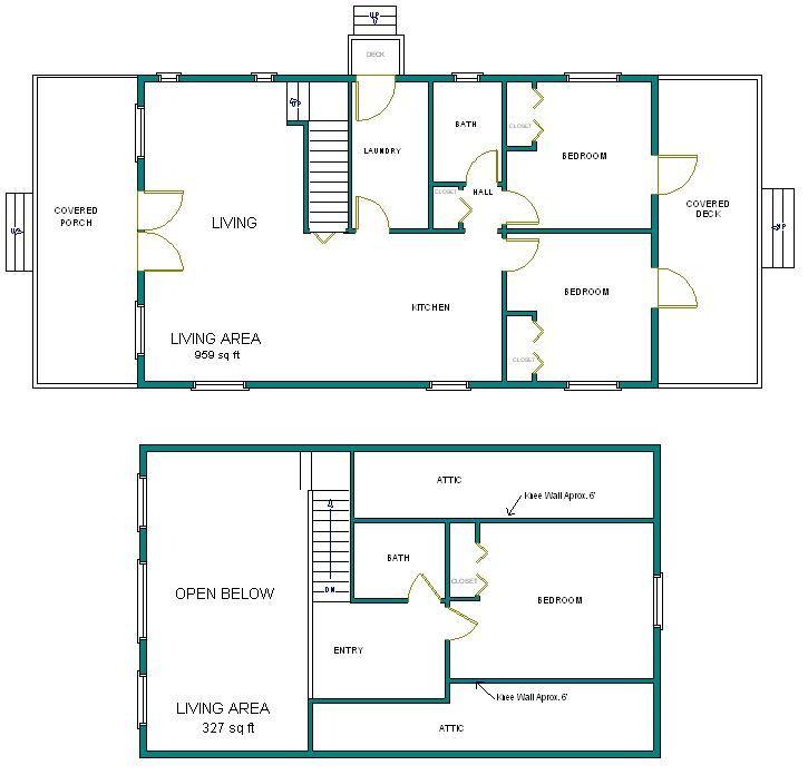 Pin by regina van patten on dream home pinterest loft for 20 x 40 cabin floor plans