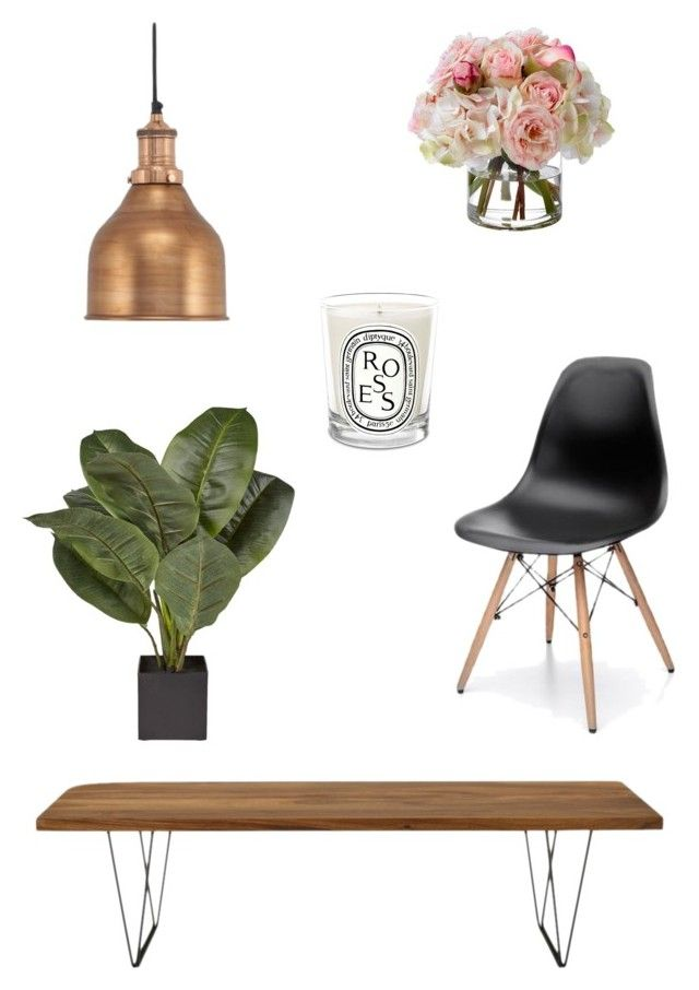 Dining by zoe-alexa-robinson on Polyvore featuring interior, interiors, interior design, home, home decor, interior decorating, Ligne Roset, Diane James and Diptyque
