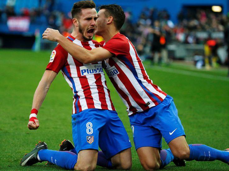 El cuarto de hora milagroso del Atlético de Madrid