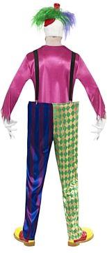 Kolorful Killer Klown Halloween Costume http://www.partypacks.co.uk/kolorful-killer-klown-costume-pid83409.html