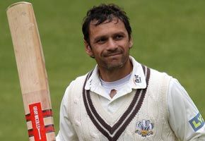 Mark Ramprakash | Former English cricketer, now batting coach for Middlesex. In 2006 he won the BBC's Strictly Come Dancing. In 2013 Ramprakash was appointed a Member of the Order of the British Empire (MBE). He retired from cricket in 2012. You can hire Mark Ramprakash with E3 Group for your event. Click the image for details.