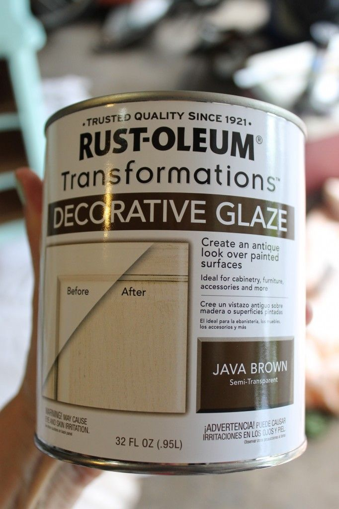 Decorative Glaze