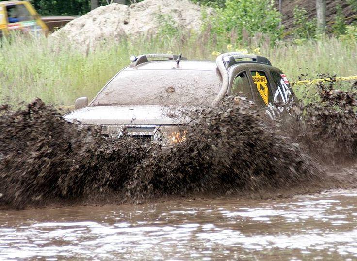 Echipa Duster 4x4 Everyone în acțiune, Breslau, Polonia!