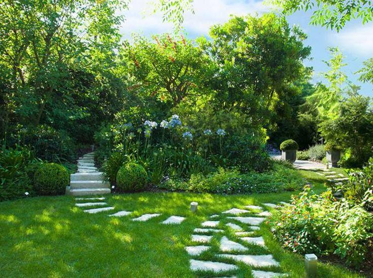17 migliori idee su giardino prato su pinterest giardini for Piani di campagna inglese
