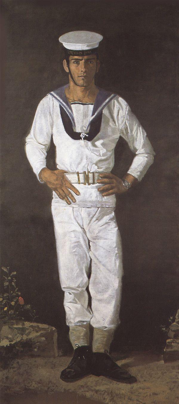 Sailor - Yiannis Tsaroychis
