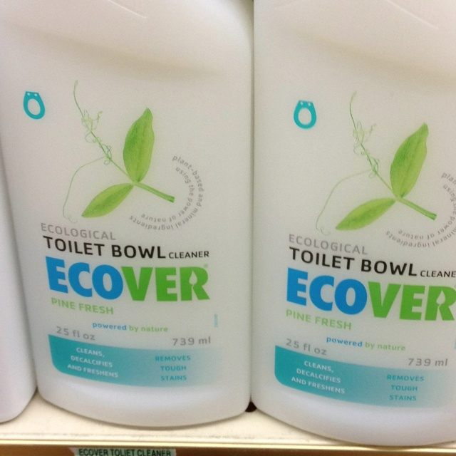 seems like eco friendly cleaning products have been slow to the market in the us